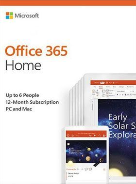 Microsoft Office 365 Home logo
