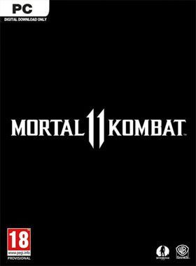 Mortal Kombat 11 PC logo