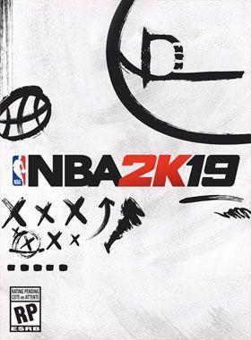 NBA 2K19 PC logo