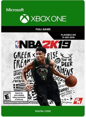 NBA 2K19 Xbox ONE Argentina