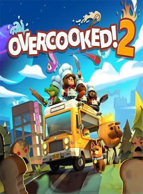 Overcooked! 2 PC logo