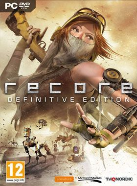 ReCore Definitive Edition PC logo