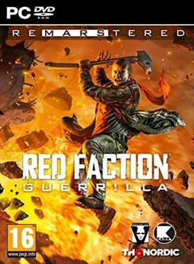 Red Faction Guerrilla Re-Mars-tered PC