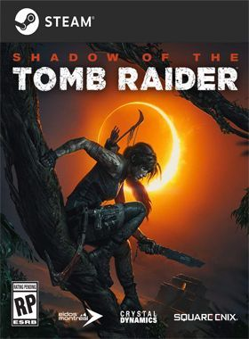 Shadow of the Tomb Raider PC logo