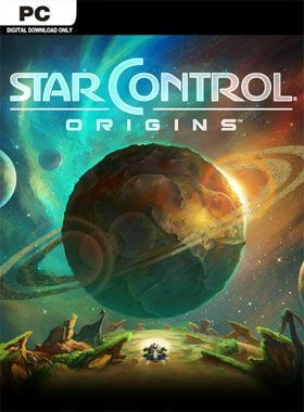 Star Control Origins PC logo