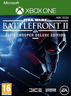 Star Wars Battlefront II Deluxe Edition Xbox One logo