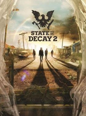 State of Decay 2 PC logo
