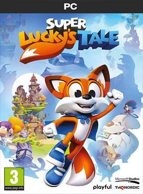 Super Lucky Tale PC