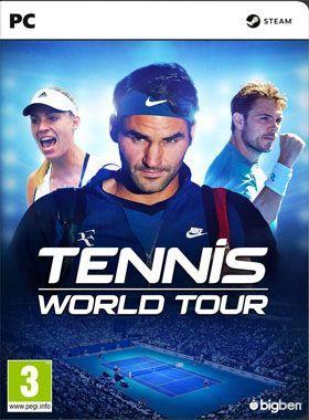 Tennis World Tour PC logo