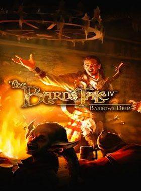 The Bard's Tale IV: Barrows Deep PC logo