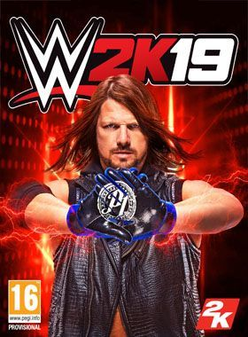 WWE 2K19 PC logo