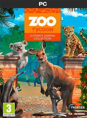 Zoo Tycoon Ultimate Animal Collection PC logo