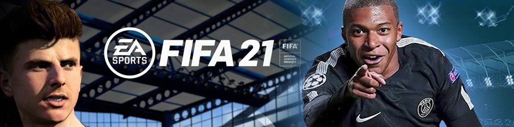 FIFA 21 banner image