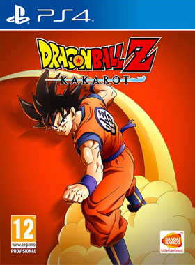 Dragon Ball Z: Kakarot PS4 USA