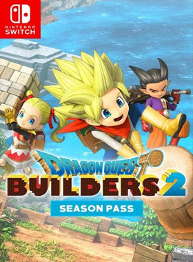 Dragon Quest Builders 2 Season Pass Switch