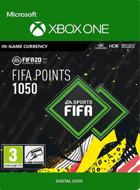 FIFA 20 1050 Points XBOX ONE