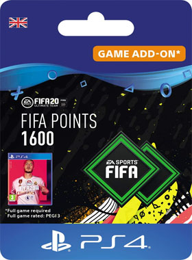 FIFA 20 1600 Points PS4