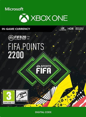 FIFA 20 2200 Points XBOX ONE