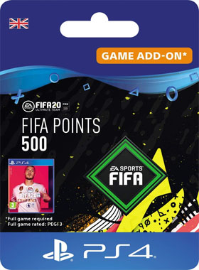 FIFA 20 500 Points PS4
