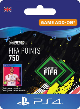 FIFA 20 750 Points PS4