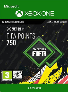 FIFA 20 750 Points XBOX ONE
