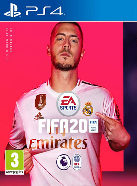 FIFA 20 Standard Edition PS4 USA