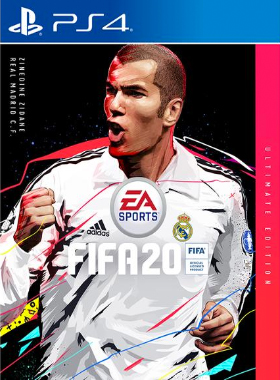 FIFA 20 Ultimate Edition PS4