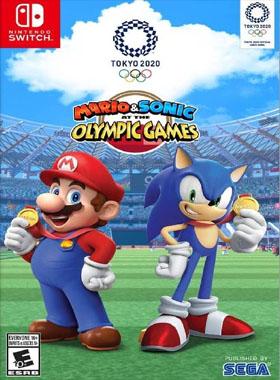 Mario & Sonic Tokyo 2020