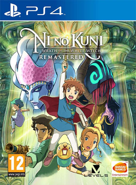Ni no Kuni: Wrath of the White Witch™ Remastered