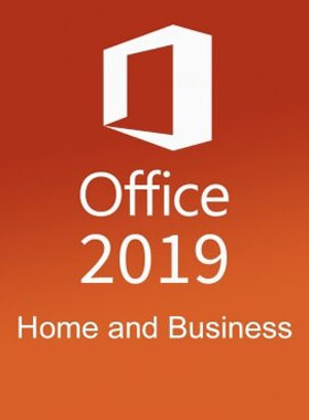 Office 2019 Home and Business for Win/Mac
