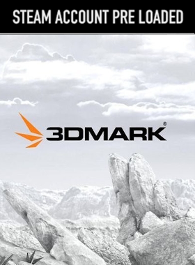 3DMark PC Steam Pre Loaded Account