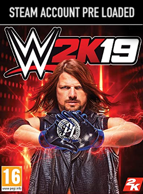 WWE 2K19 PC Steam Pre Loaded Account