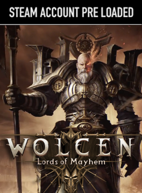 Wolcen: Lords of Mayhem PC Steam Pre Loaded Account