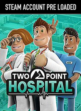 Two Point Hospital PC Steam Pre Loaded Account