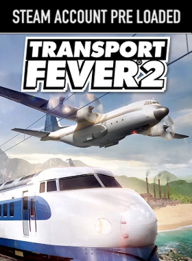 Transport Fever 2 PC Steam Pre Loaded Account
