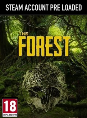 The Forest PC Steam Pre Loaded Account