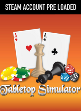 Tabletop Simulator Steam Pre Loaded Account