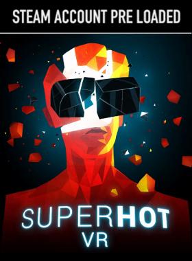 SUPERHOT VR Steam Pre Loaded Account