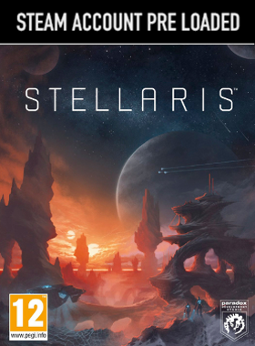 Stellaris Steam Pre Loaded Account