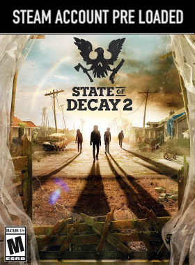 State of Decay 2 Steam Pre Loaded Account