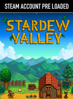 Stardew Valley Steam Pre Loaded Account