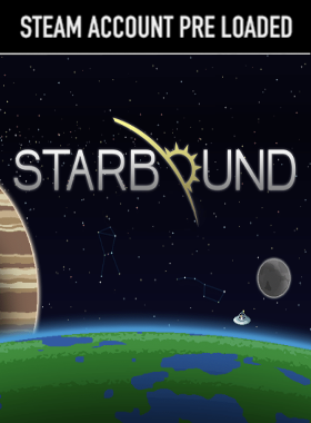 Starbound Steam Pre Loaded Account