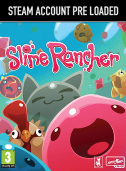 Slime Rancher Steam Pre Loaded Account