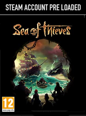Sea of Thieves Steam Pre Loaded Account