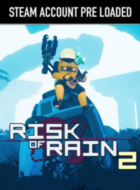 Risk of Rain 2 Steam Pre Loaded Account