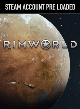 RimWorld Steam Pre Loaded Account