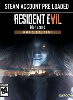 RESIDENT EVIL 7 Biohazard Gold Edition Steam Pre Loaded Account