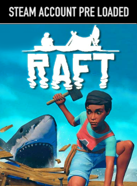 Raft Steam Pre Loaded Account