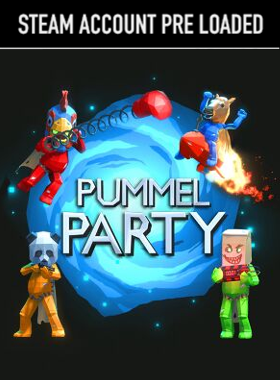 Pummel Party Steam Pre Loaded Account