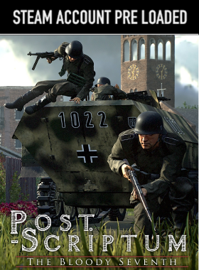 Post Scriptum Steam Pre Loaded Account